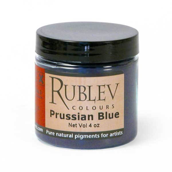 Prussian Blue (Milori Blue) 4 oz