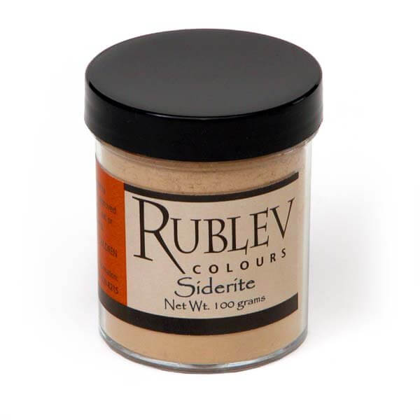 Rublev Colours Siderite 100g
