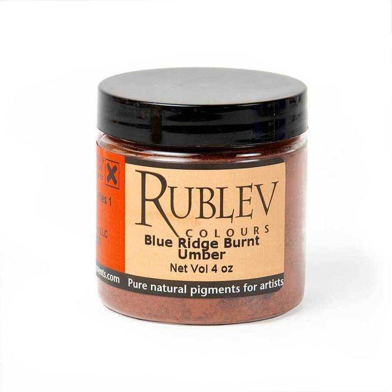 Blue Ridge Burnt Umber (4 oz vol)