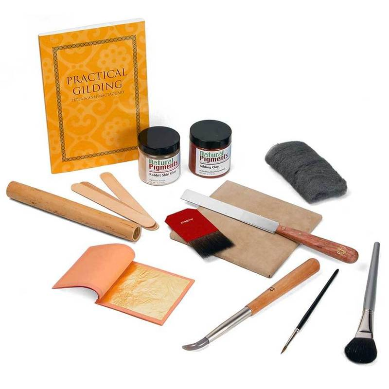 Aurum Water Gilding Kit
