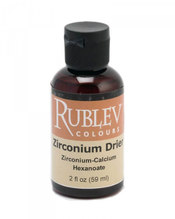 Rublev Colours Zirconium Drier 2 fl oz