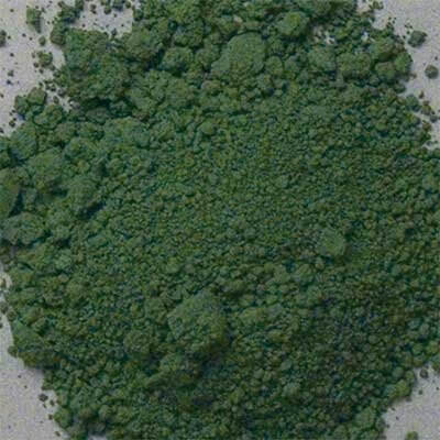 Natural Pigments Chromium Green 500g