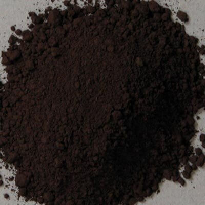 Rublev Colours Rublev Colours Cassel Earth 1 kg - Color: Brown Black