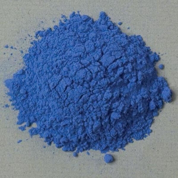 Rublev Colours Cobalt Zinc Blue 50 g - Color: Blue