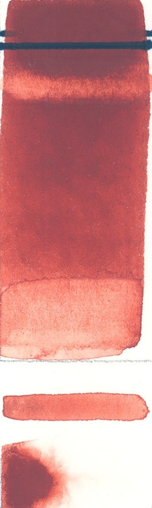 Rublev Colours Natural Pigments Pozzuoli Red 15ml - Color: Red