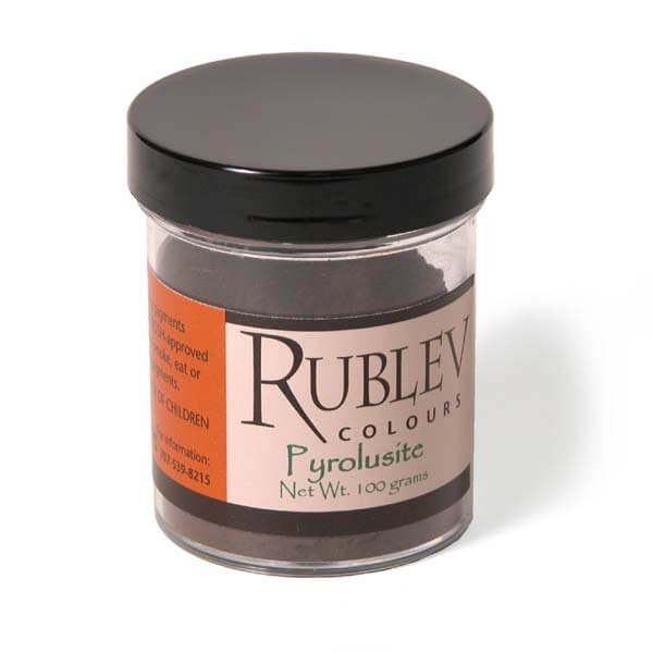 Rublev Colours Pyrolusite 100g