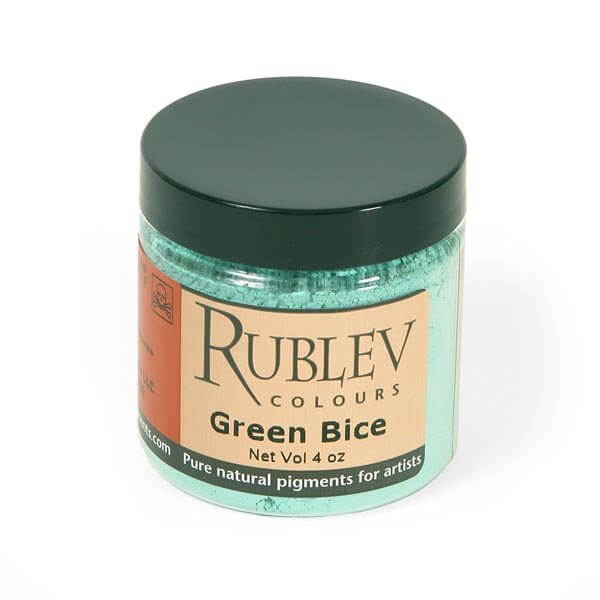Rublev Colours Green Bice 4 oz vol
