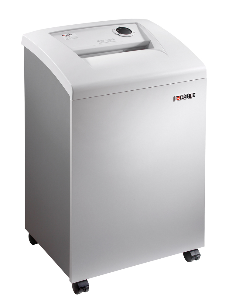 Dahle 41434 Cross Cut CleanTEC® High Security Office Shredder