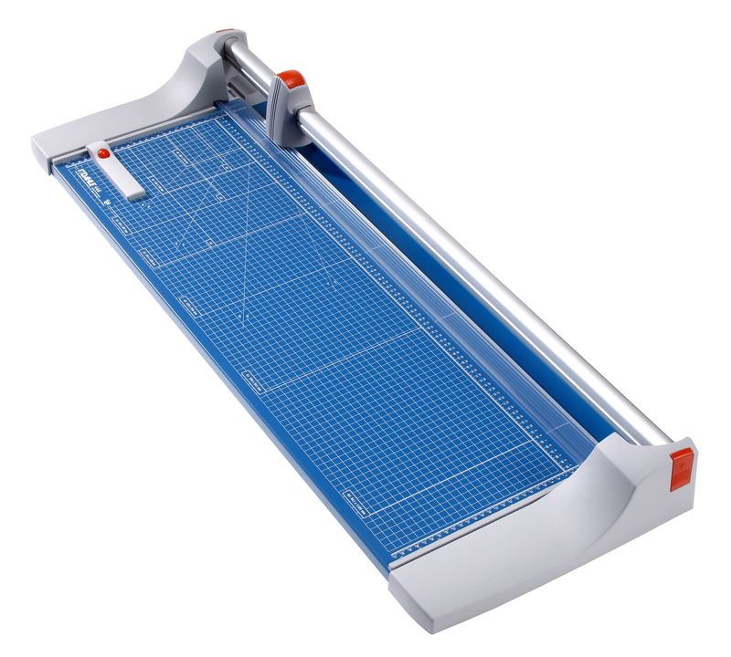 "Dahle 446 Premium Rolling Trimmer - 36 1/8"" cutting length"