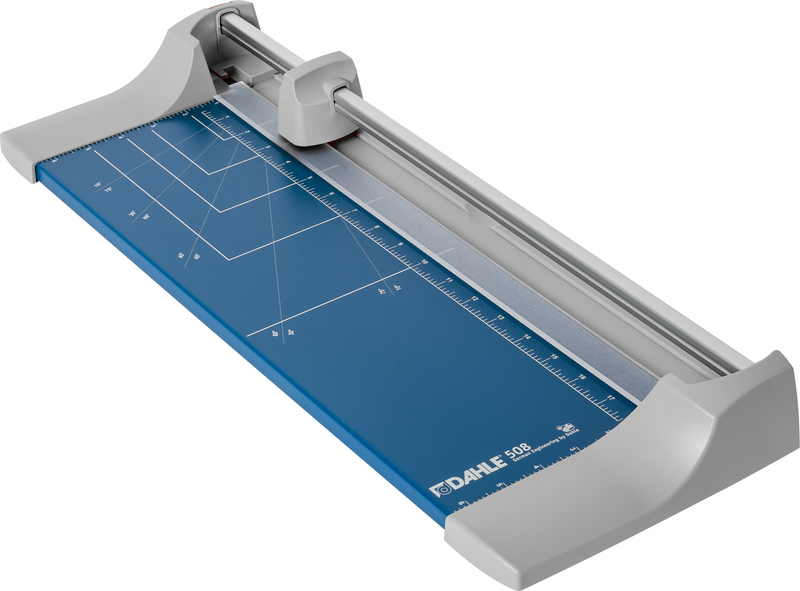"Dahle 508 Personal Rolling Trimmer - 18"" cutting length"