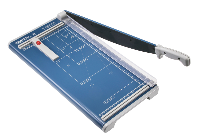 "Dahle 534 Professional Guillotine - 18"" cutting length"