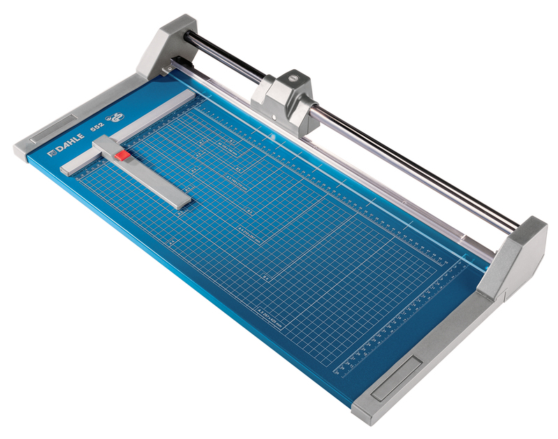 "Dahle 554 Professional Rolling Trimmer - 28 1/4"" cutting length"