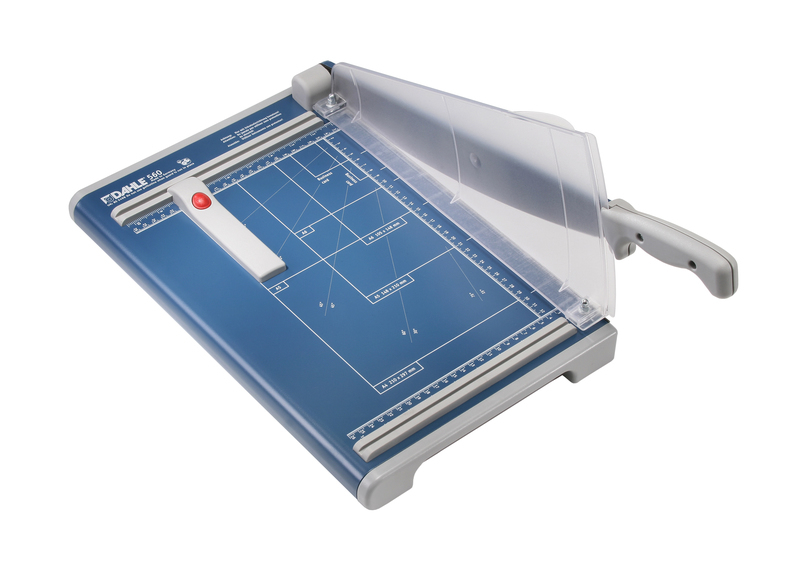 "Dahle 560 Professional Guillotine - 13 3/8"" cutting length"