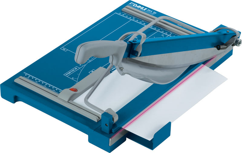 "Dahle 564 Premium Guillotine Laser Guide - 14 1/8"" cutting length"
