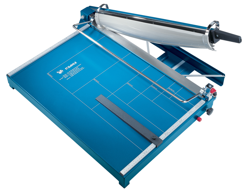"Dahle 567 Premium Guillotine - 21 5/8"" cutting length"