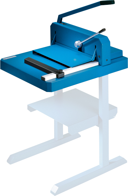 Dahle 842 Professional Stack Cutter - 200 sheet capacity