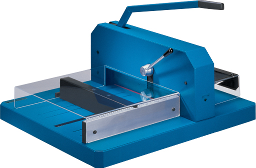 Dahle 848 Professional Stack Cutter - 700 sheet capacity