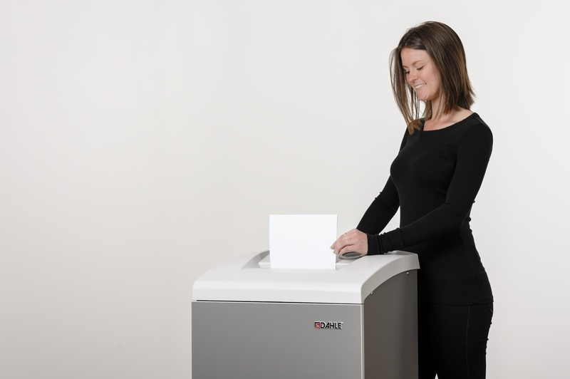 Dahle 50464 Matrix Paper Shredder
