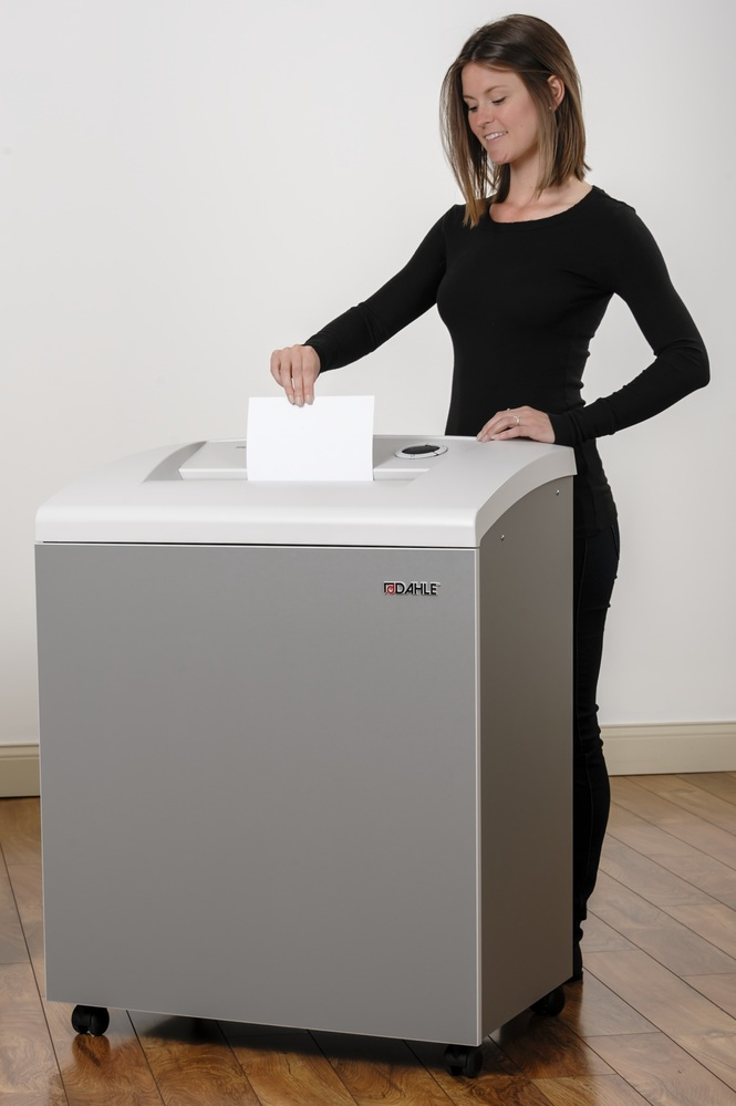 Dahle 51564 CleanTEC® Paper Shredder