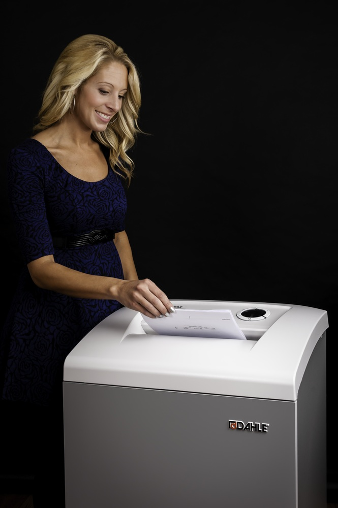 Dahle 41314 CleanTEC® Paper Shredder