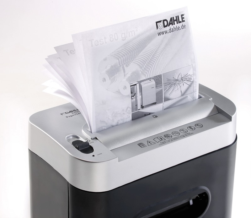 Dahle 22092 PaperSAFE® Paper Shredder