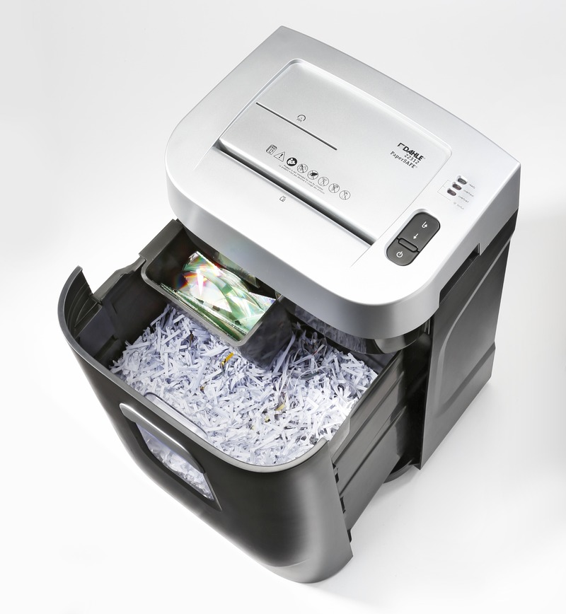Dahle 22312 PaperSAFE® Paper Shredder