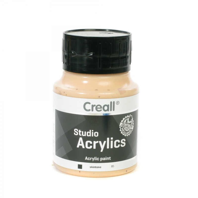 American Educational Creall® Studio Acrylics 500ml - Skintone