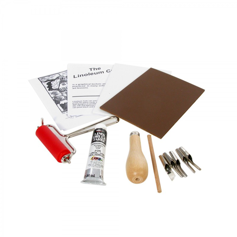 American Educational ABIG Comprehensive Lino Cutting Set