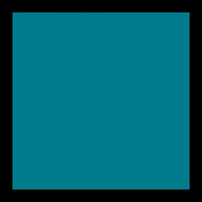 American Educational Creall® Studio Acrylics 250ml - Turquoise
