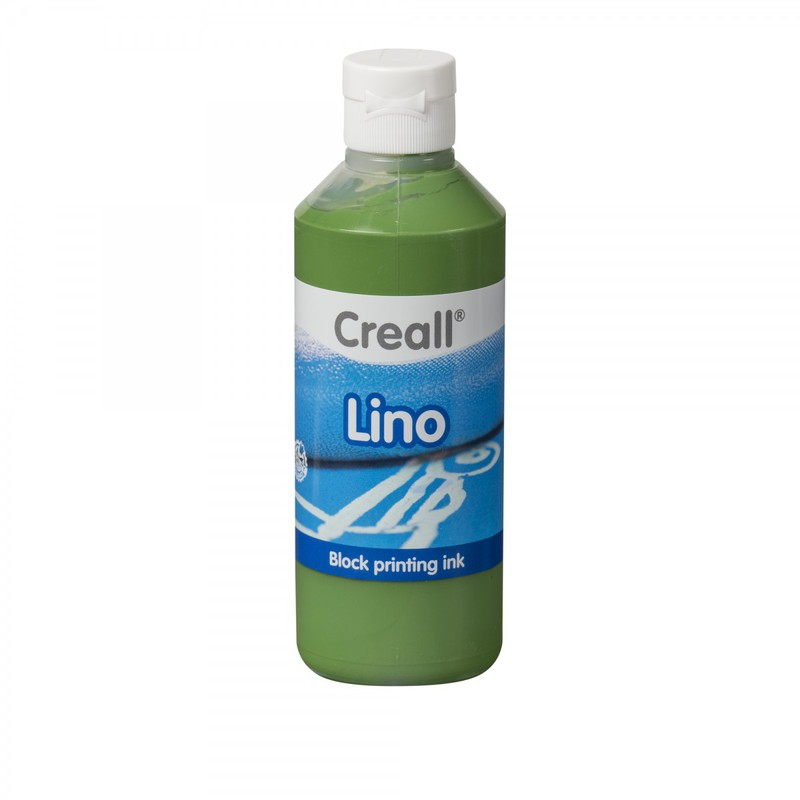 American Educational Creall® Lino Ink 250ml - Green
