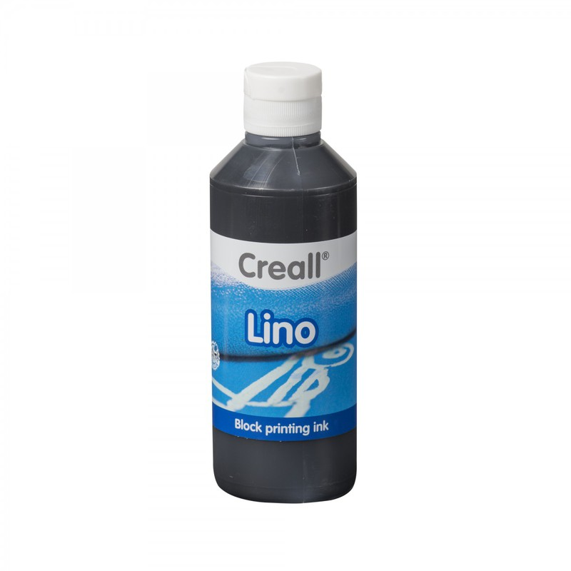 American Educational Creall® Lino Ink 250ml - Black