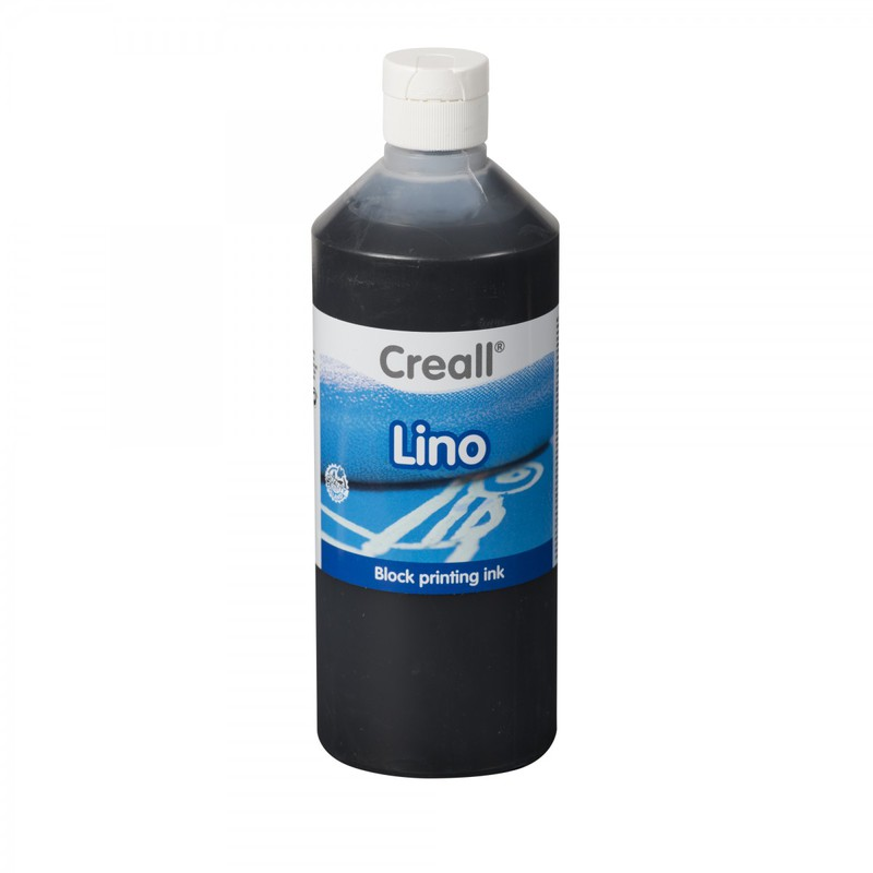 American Educational Creall® Lino Ink 500ml - Black