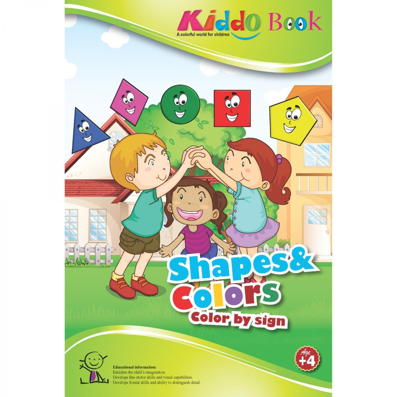 American Educational Shapes and Colors
