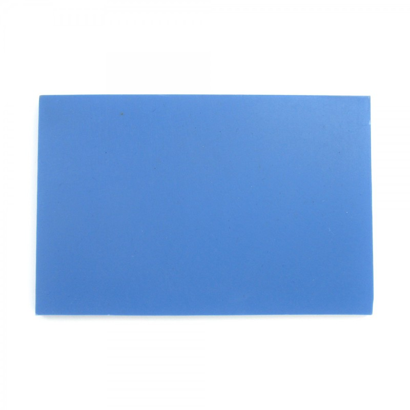 American Educational Blue Block Printing Rectangle, 4
