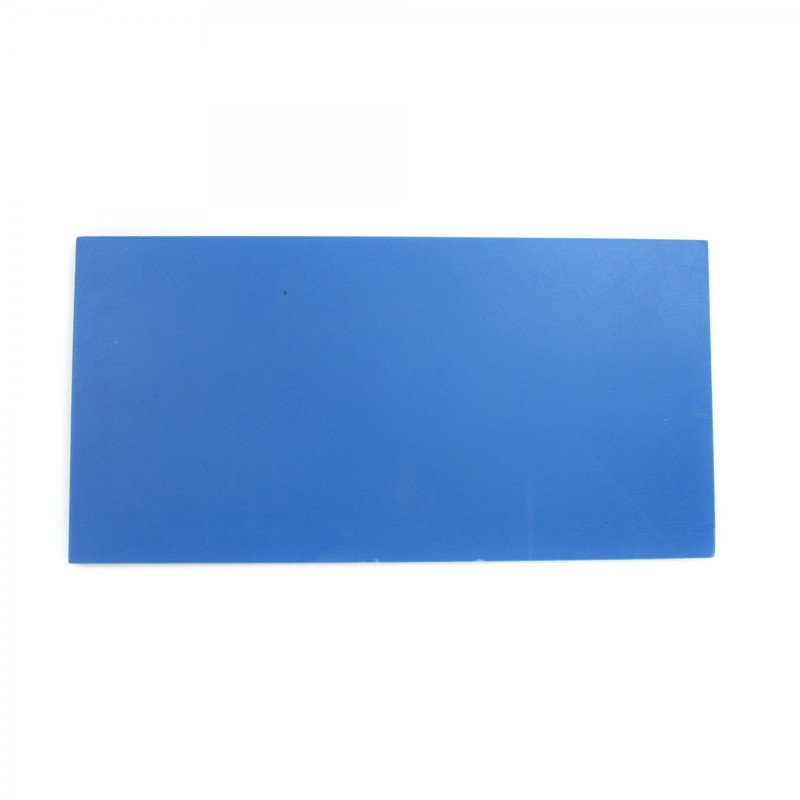 American Educational Blue Block Printing Rectangle, 6