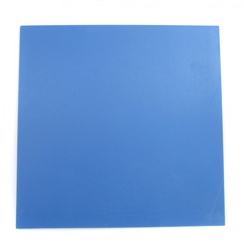 American Educational Blue Block Printing Square, 12