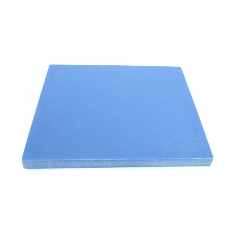 American Educational Blue Block Printing Square, 4""