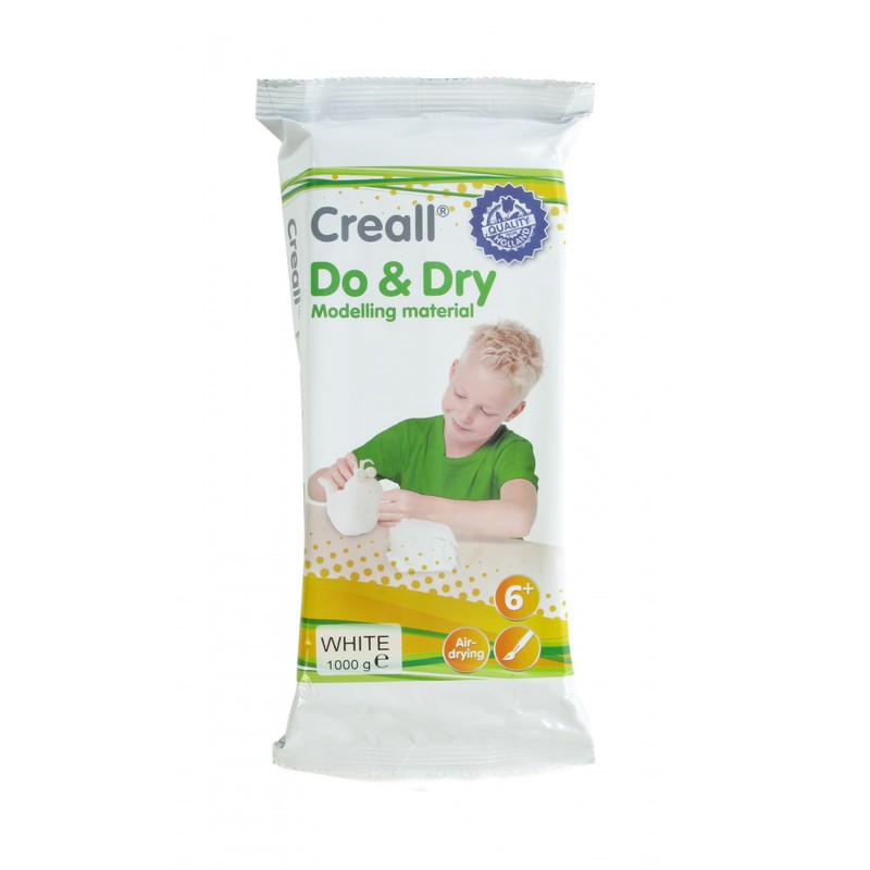 American Educational Creall® Do & Dry 1000G - White