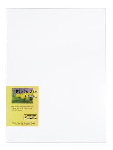 Guerrilla Painter Plein Air Gessoed Panel™: 12 x 16