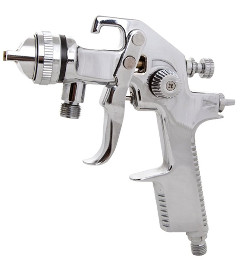 SPRAYIT SP-51-IMP HVLP Gravity Spray Gun & 1.4mm Tip