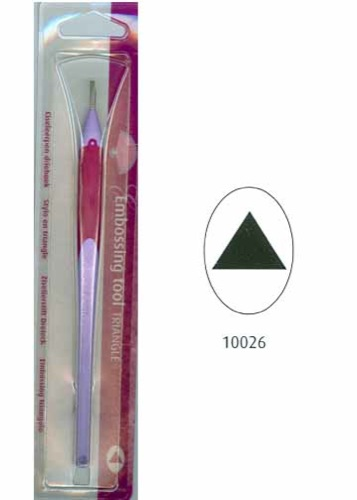 Embossing Tool Triangle