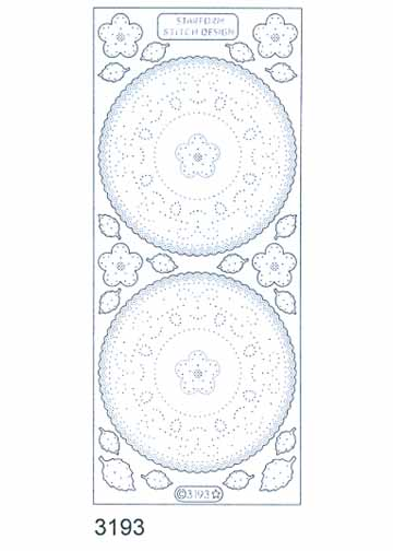 Stitch by Design Stickers - Circles
