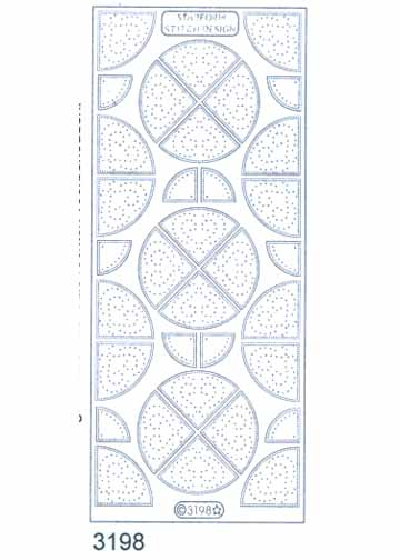 Stitch by Design Stickers - Corners