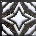 Stencils Emboss/cutting/ Embroidery Stencil - Star (ef8030)