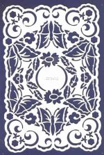English embossing Stencils - butterflies (EE3410)