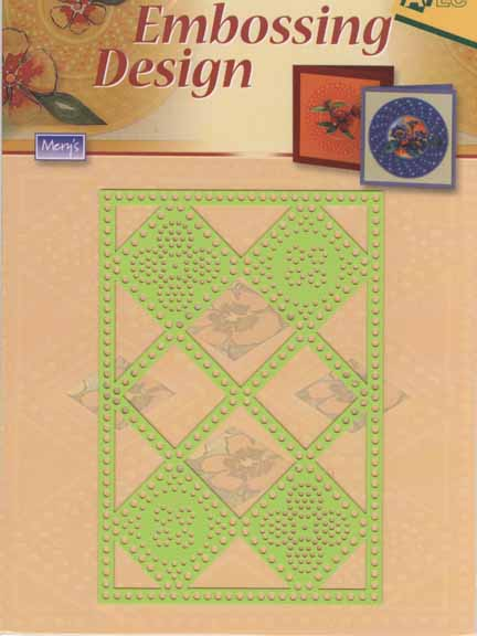 Embossing Designs - Rectangle / diamond
