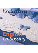 English Embossing Book (MK0305E)