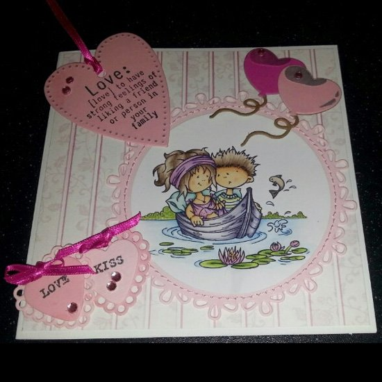 Cutting Sheet - Snoesjes - Romantic Together