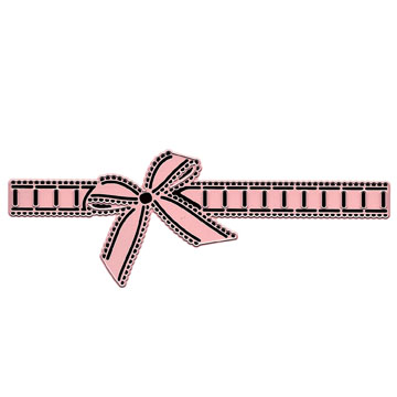 Joy! Crafts Dies - Ribbon & Bow