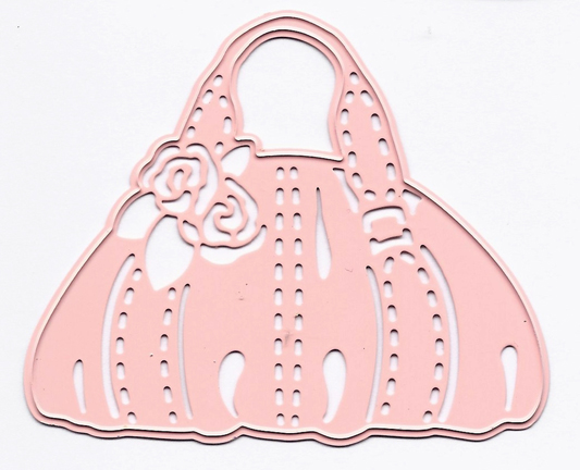Joy! Crafts Cutting & Embossing Die Fashion - Purse